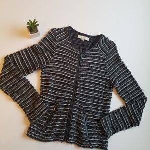 Loft Sweater Jacket